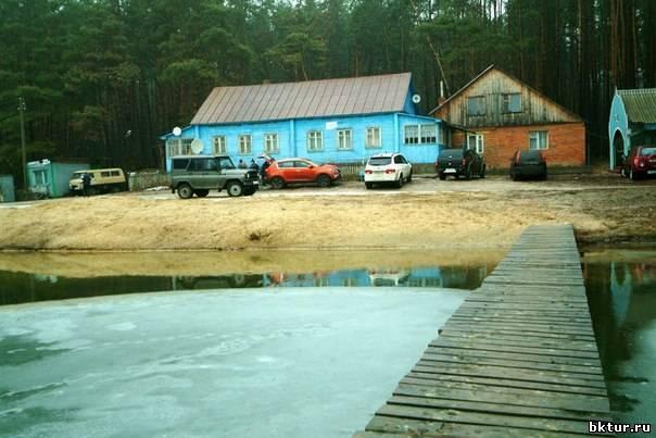 рыболовные базы в дмитровском районе